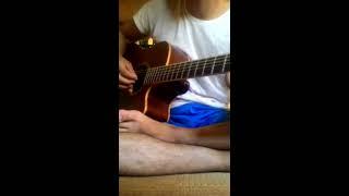 Nổi nhớ mang tên mình guitar - cover