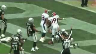Tim Tebow 40 Yard Touchdown Run against Raiders