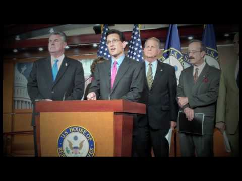 Republican Whip Eric Cantor Urges Obama Administration To Defend Israel, Veto UN Resolution