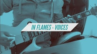 In Flames - Voices (Guitar Cover by Kevin R.)