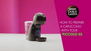 Prepare a Cappuccino with your…