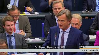 AfD im Bundestag - Altparteien toben ☺ 13. Dezember 2017