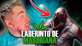 TERROR CON MARlHUANA (El Laberinto más Terrorífico) || DeiGamer