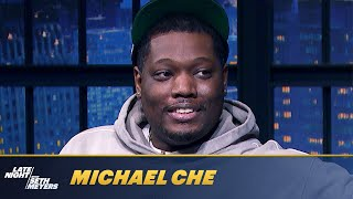 Colin Jost Surprised Michael Che with a Mariachi Band Performance for His Birthday