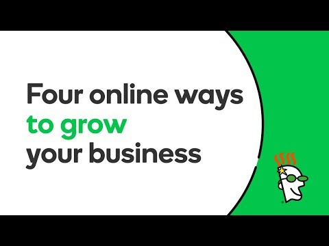 Four Online Ways to Grow Your Business