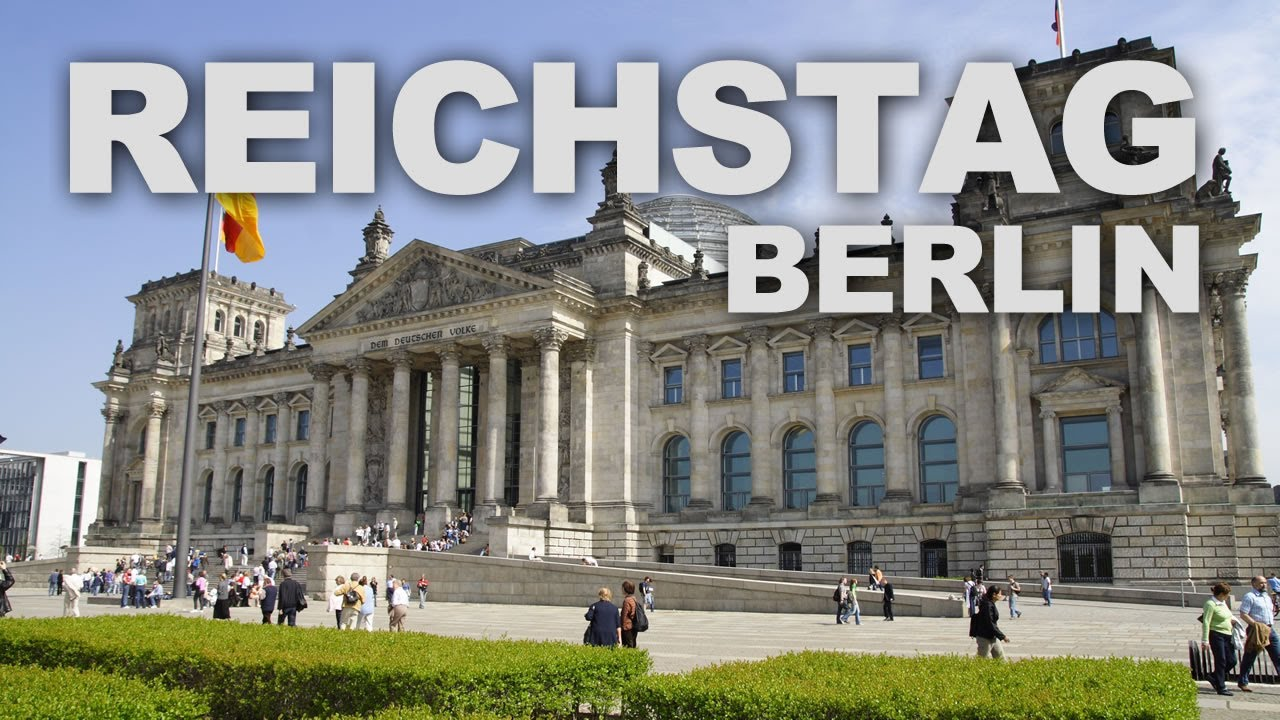 Reichstag Building in Berlin, Home of the German ...  Reichstag Build...