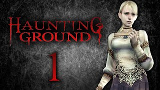 Haunting Ground [1] - PUT SOME CLOTHES ON