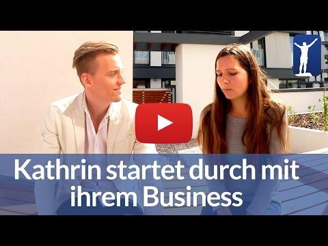 So hat Kathrin ihr Business an EINEM TAG gestartet 🚀