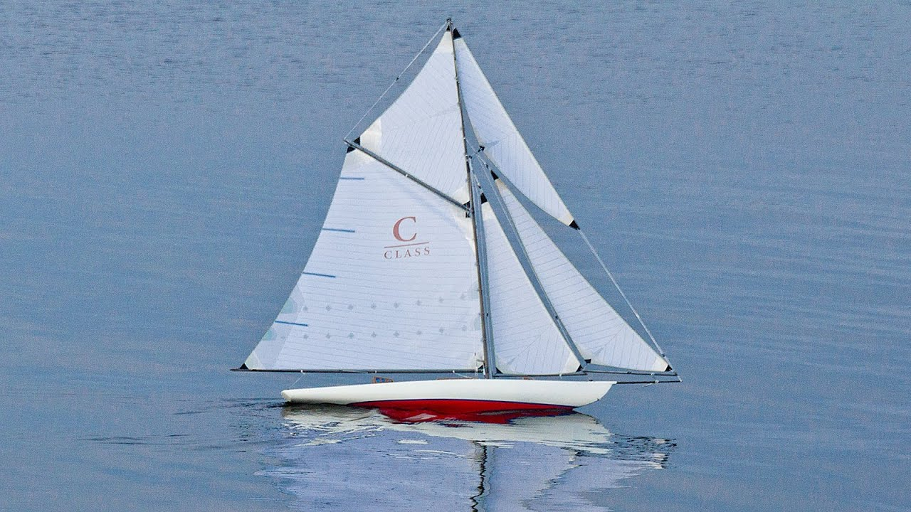 Beautiful And Iconic Style Classic Cutter Sailing Model