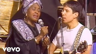 Download Paul Simon - Under African Skies (Live from The African Concert, 1987) MP3 song and Music Video