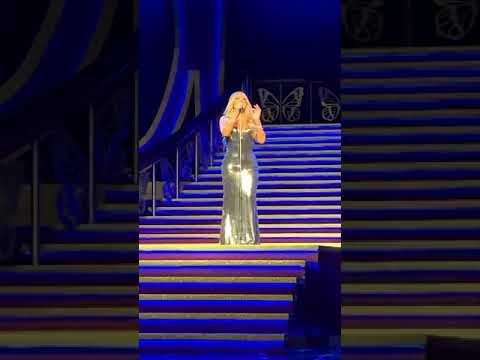 Mariah Carey - Love takes time 21st feb 2019