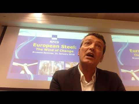 Edouard MARTIN - International Conference European Steel: The Wind of Change