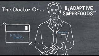 Dr. Dennis Gross on the B₃Adaptive SuperFoods™ Stress SOS Eye Cream