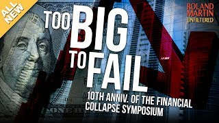 Too Big To Fail: 10th Anniv. of the Financial Collapse Symposium | 4.16.18 #RolandMartinUnfiltered