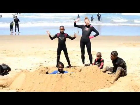 Frost in South Africa | Моя Африка с Unravel Surf Travel