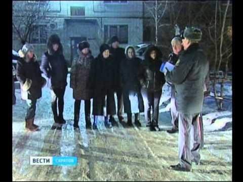 Вести.Саратов в 19.40 от 23 января