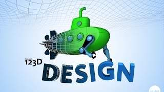 3D PC 123D Design tutorial #1