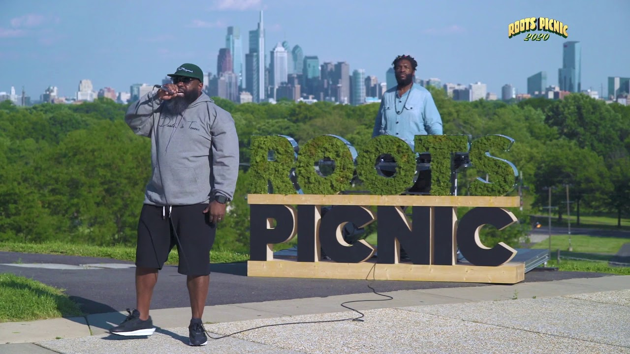 Download Questlove + Black Thought – Live Intro Performance | 2020 Roots Picnic Virtual Experience