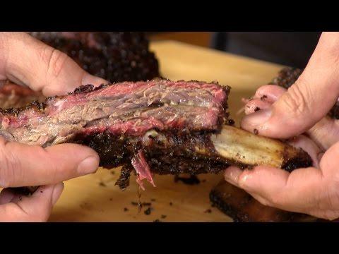 Texas Style Bbq Beef Ribs