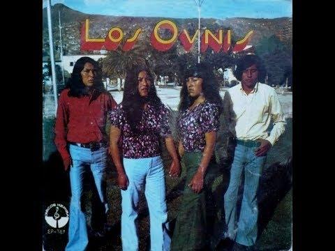 """Los Ovnis en """"Minero"""" 1976"""
