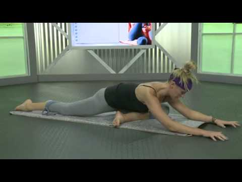 Power Yoga at Home with Amanda and LiveExercise