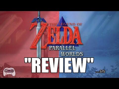 """Zelda: Parallel Worlds """"Review"""""""