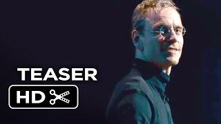 Steve Jobs Official First Look (2015) - Michael Fassbender HD thumbnail