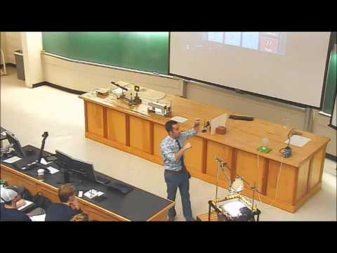 Lecture 18 - Electromagnetic Radiation
