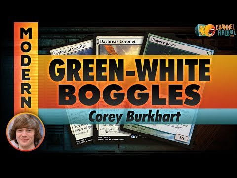 Channel Corey - G/W Bogles (Deck Tech & Matches)