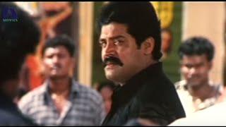 Srihari Fight Scene || Bhadrachalam Movie Scenes