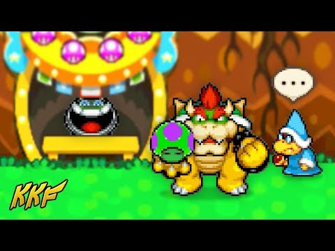 Terrible Turtle Snacks On Suspicious Shroom! - Mario & Luigi: Bowser's Inside Story #2