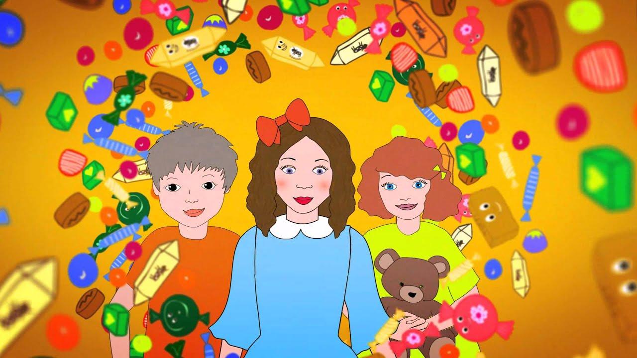 Bajkowa Drużyna Cukierki cukierki