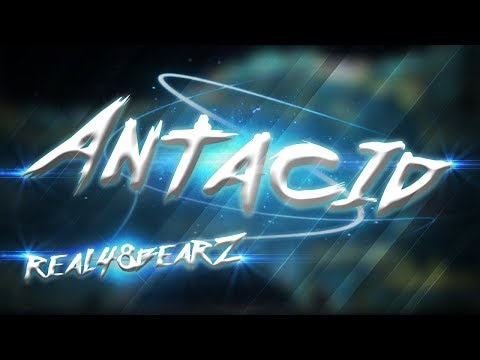 Antacid by real48bearZ (All coins) | Geometry Dash 2.11