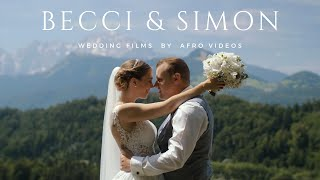 WEDDING FILMS - Becci & Simon (Trailer) - SALZBURG