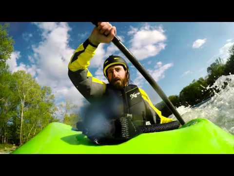 Rockport Whitewater Playboating April