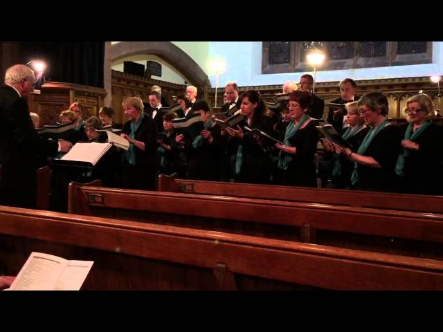 Gloria (part), Dvorak Mass in D