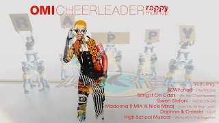 Containing: omi - cheerleader b*witched hey mickey bring it on casts we are cheerleaders gwen stefani hollaback girl madonna ft mia & nicki minaj giv...
