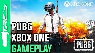 PUBG XBOX ONE X GAMEPLAY - MY FIRST ONLINE BATTLE ROYALE MATCH! (PLAYERUNKNOWN'S BATTLEGROUNDS XBOX) thumbnail