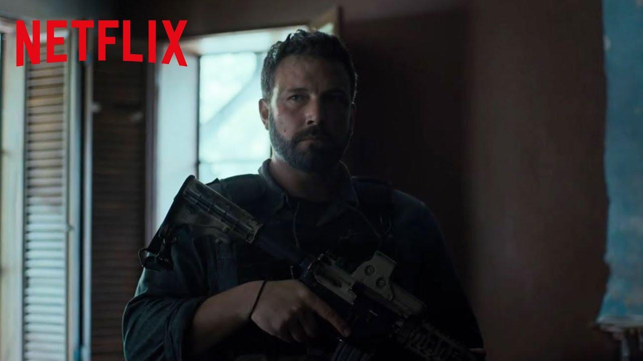 Triple frontera | Tráiler oficial 2 | Netflix