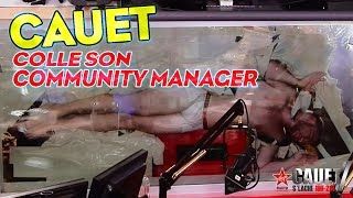 CAUET COLLE SON COMMUNITY MANAGER