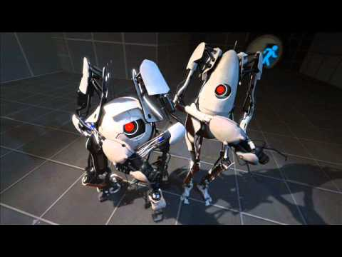 Portal 2 soundtrack- Science Is Fun (Science Can Be Fun)