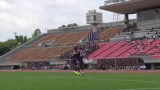 第46回関西学生サッカー選手権大会 準々決勝 関西大学vs立命館大学