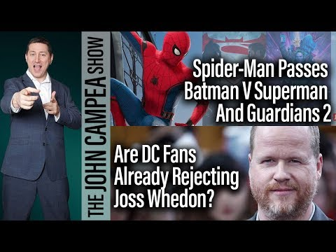 Spider-Man Homecoming Passes Batman V Superman And Guardians 2 - The John Campea Show