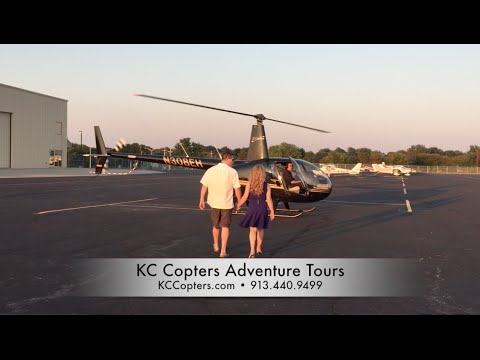KC Copters Kansas City Helicopter Adventure Tours 913-440-9499