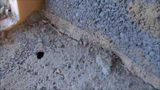 видео Ошибки при возведении фундамента загородного дома.