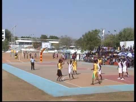 sports fest @ VNRVJIET Hyderabad