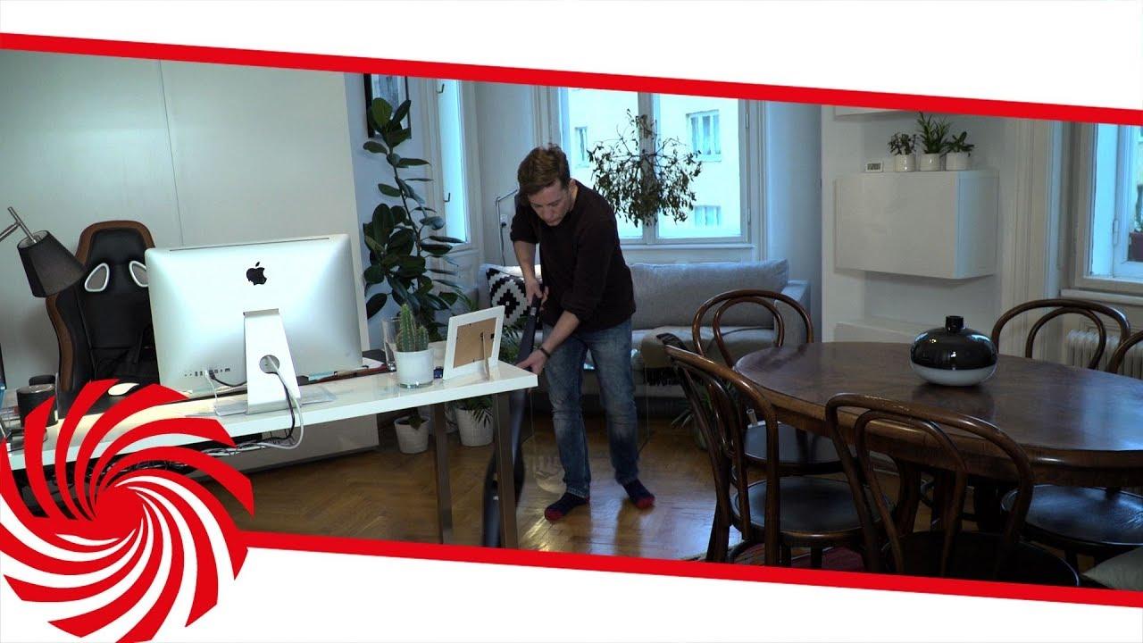 aeg akku handstaubsauger cx8 der ausprobierer folge 70 mediamarkt youtube. Black Bedroom Furniture Sets. Home Design Ideas
