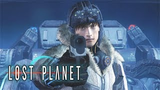 LOST PLANET EXTREME CONDITION Ending & Final Boss