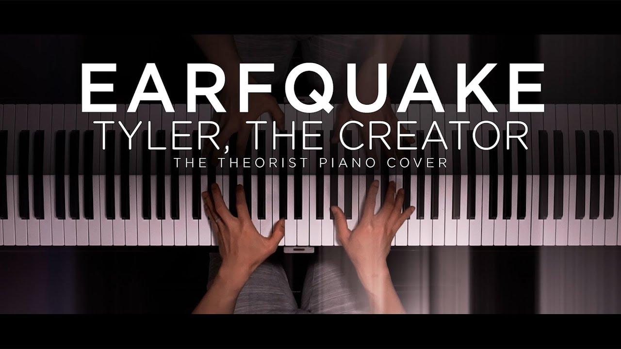 Tyler, The Creator — EARFQUAKE — The Theorist Piano Cover