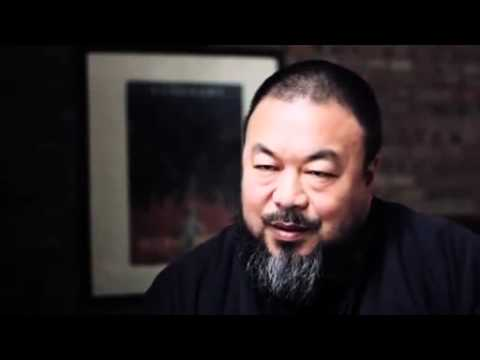 Before Artist Ai Weiwei Kidnapped By Chinese Police He Speaks Out On Dangers Of Chinese Activism